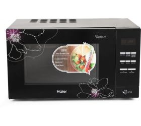 L Convection Microwave Oven Black